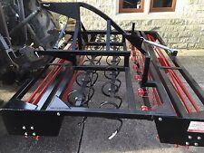 Tractor Mounted Master Mixer twin roller  Leveller Manege  Arena  Menage Grader.