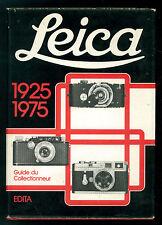 ROGLIATTI G. LEICA 1925-1975  EDITA 1977 FOTOGRAFIA