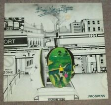 Progrès-Busy making progress UK vinyl LP