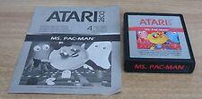MS. PAC-MAN - Atari 2600 - Usato