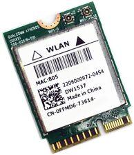 + Dell DW1537 Atheros QCSNFA282  802.11a/b/g/n WLAN+Bluetooth PCI Express M.2 +