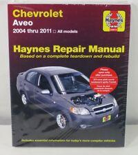Repair Manual Haynes 24013 fits 2004 thru 2011 Chevrolet Aveo All Models