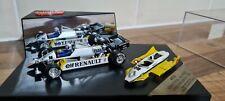 QUARTZO - RENAULT RE30B F1 ALAIN PROST WINNER BRAZIL GP 1982 1:43 SCALE Q4033