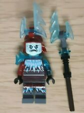 Lego 40342 Ninjago Legacy Blizzard Archer Minifigure with staff weapon