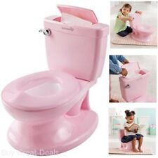 Potty Training Toilet Seat Baby Portable Toddler Chair Kids Girl Trainer Pink