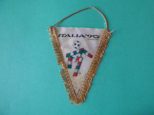 VINTAGE ITALIA '90 WORLD CUP FLAG