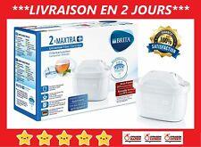 Filtre MAXTRA+ pack de 2 Cartouches Filtrante Eau Purificateur Carafes Brita