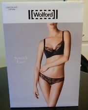 af2b1acfec WOLFORD 34C EU 75 -White LACE CUP BRA 75D NEW IN BOX