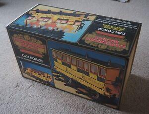hornby stephenson rocket coach G104 3.5inch gauge boxed