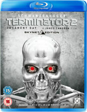 Terminator 2: Judgement Day (Blu- Ray 2009) *Skynet Edition*