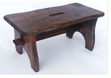 Sgabello legno in vendita ebay