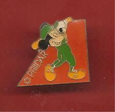 Pin's pin DISNEY MICKEY BASEBALL PHILDAR (ref A)