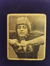1948 Bowman Football Card # 82 John Cannady RC