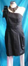 Elegant French Connection,size12,little black dress,off shoulder,boned bodice