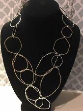 Intricate Fun Silver Necklace