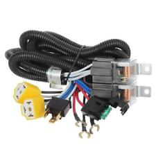 1X Socket Harness Wiring Relay Controller Wire Kit 2-Headlight Ceramic H4 9003