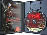 Devil May Cry PS2 CAPCOM Sony Playstation 2 From Japan