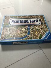 Vintage Ravensburger Scotland Yard Detective Board Game from 1983 -100% Complete