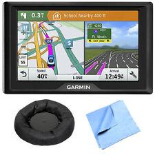 Garmin Drive 51 Lm Gps Navigator with Driver Alerts Usa w/ Mount Bundle