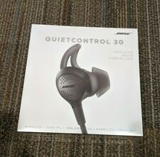 Brand New. Bose QC30  Quietcontrol 30 Factory sealed box!! Mfg April 2019