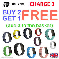 For Fitbit Charge 3 Wrist Straps Wristbands, Best Replacement Watch Bands
