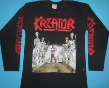 Kreator - Terrible Certainty T-shirt Long Sleeve Size L