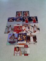 *****Luis Scola*****  Lot of 14 cards.....11 DIFFERENT / Basketball