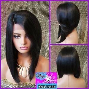 "Koko"" Heat Resistant  Lace Front Wig"
