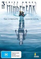 Criss Angel - Mindfreak : Season 4 (DVD, 2010, 3-Disc Set)