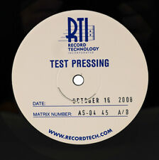 Gil Evans - Out of the Cool - 45 Rpm Test Pressing