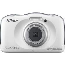 Nikon W100 13.2MP Coolpix Waterproof Digital Camera