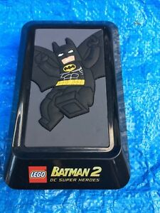 LEGO BATMAN 2 DC SUPER HEROES CONTAINER FREE POST (F46)