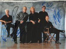 Status Quo Autogramme signed 20x28 cm Bild