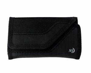 Nite Ize Universal Weather Resistant Phone Clip Case - Black