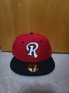 Rochester Red Wings New Era 5950 Diamond Era Cap Hat NWT 7 1/8