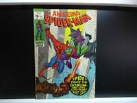 Amazing Spider-man #97, FN 6.0, No Comics Code, Drug Issue, Green Goblin