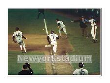 New York Mets- Mookie Wilson, Bill Buckner -1986 World Series -Shea Stadium