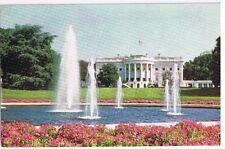 THE WHITE HOUSE - WASHINGTON DC POSTCARD UNUSED # PE-17