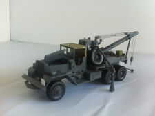 1:50 Ward LaFrance M1A1 6x6 Heavy Wrecker - BUILT resin model