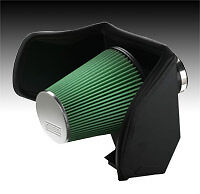 99-06 Chevy GMC Truck & SUV Green Cold Air Intake #2557 *Free Shipping*