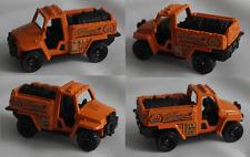 Matchbox - Foam Fire Truck orange