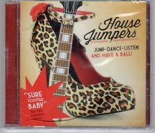 (EJ433) House Jumpers, Sure Footed Baby - 2012 sealed CD