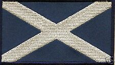 SCOTLAND FLAG IRON ON  PATCH BUY 2 GET 1 FREE