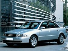 AUDI A4 B5 1996-2001 1.8T 2.7 2.8 WORKSHOP FACTORY SERVICE REPAIR MANUAL