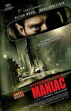 Maniac movie poster print : Elijah Wood Poster : 11 x 17 inches : maniac Poster