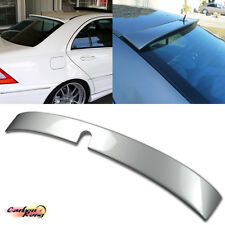 PAINTED MERCEDES BENZ W203 C CLASS L Type Rear Roof Spoiler Wing 01-07 C230