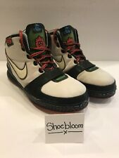 Nike Zoom LeBron VI 6 Tale of 3 Cities Miami South Beach Limited Release Size 13
