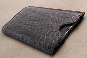 Nokia Lumia 1520 Leder Tasche schwarz Handytasche Case Hülle Bumper Cover Etui