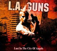L.A. GUNS - LOST IN THE CITY OF ANGELS [DIGIPAK] NEW CD