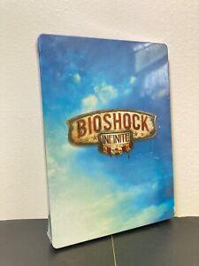 NEW/SEALED BioShock Infinite FutureShop Pre-Order Steelbook (G1 Steelbook Only)